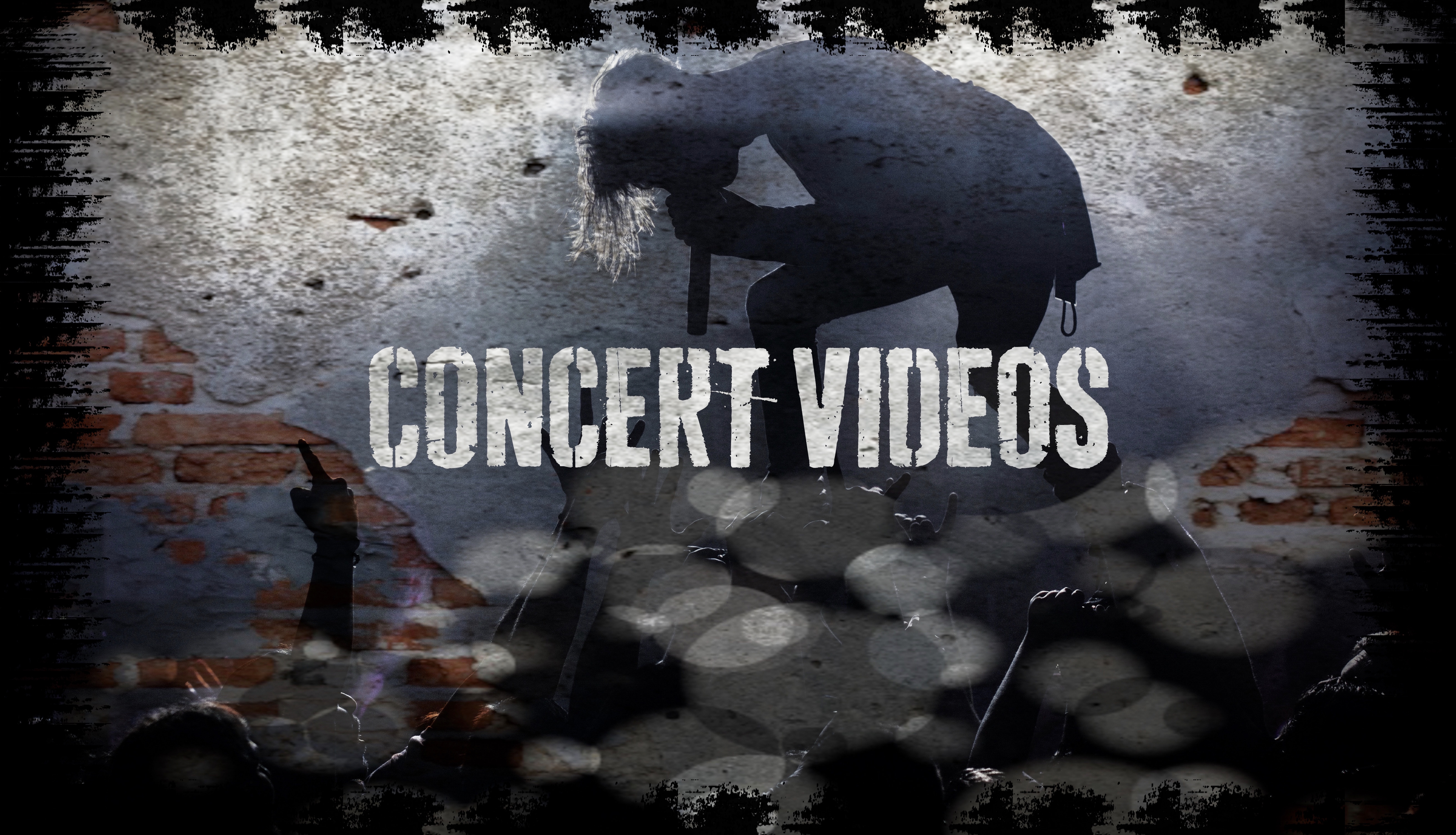 filming concerts in Berlin concert videos